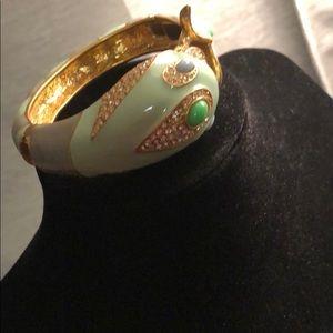 J Crew bracelet.